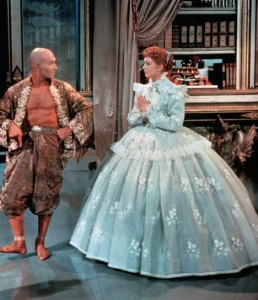 Picture credit to Daily Mail UK - Deborah Kerr (in the King and I)